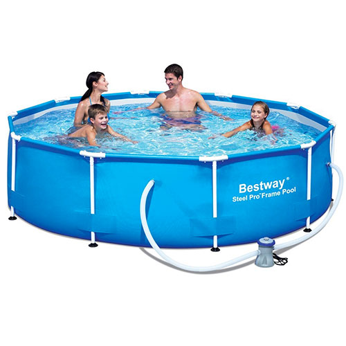 Top 5 die besten gartenpools 2018 for Carrefour piscinas intex