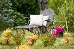 Sitzplatz Entspannen Garten