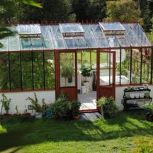 Garten Gewächshaus