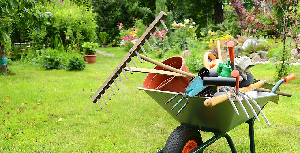 Willkommen beim Gartentest
